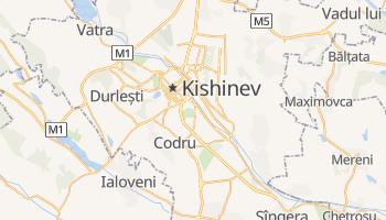 Chisinau online map
