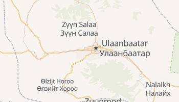 Ulaanbaatar online map