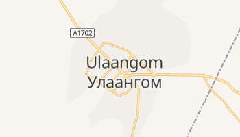 Ulaangom online map