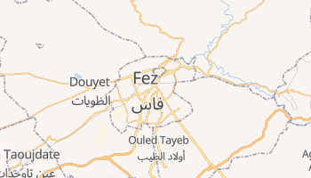 Fez online map