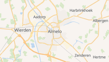 Almelo online map