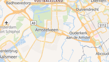 Amstelveen online map