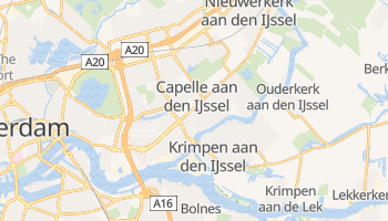 Capelle Aan Den Ijssel online map