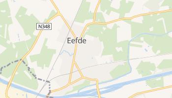 Eefde online map