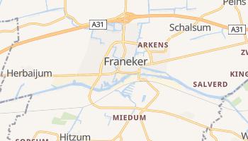 Franeker online map