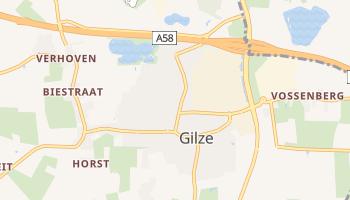 Gilze online map