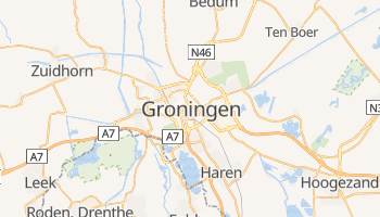 Groningen online map
