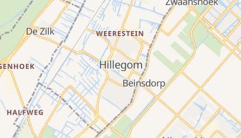 Hillegom online map