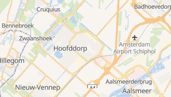Hoofddorp online map