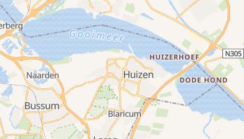 Huizen online map