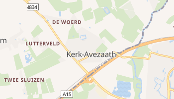 Kerk-Avezaath online map