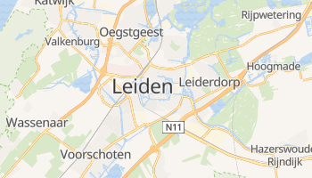 Leiden online map