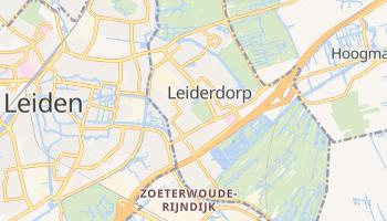 Leiderdorp online map