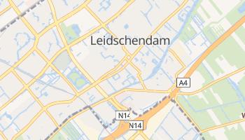 Leidschendam online map