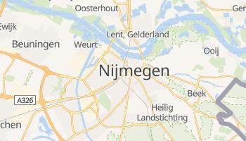 Nijmegen online map
