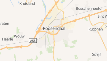 Roosendaal online map