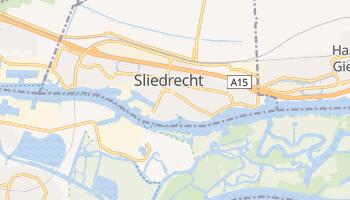 Sliedrecht online map