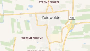 Zuidwolde online map
