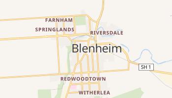 Blenheim online map