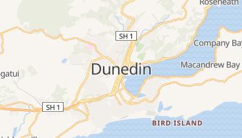 Dunedin online map