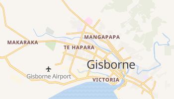 Gisborne online map