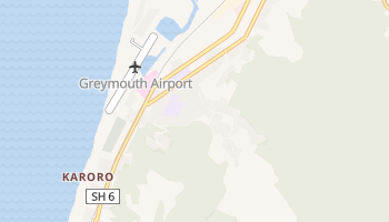 Greymouth online map