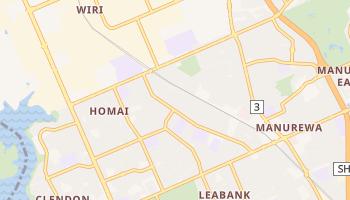 Manurewa online map