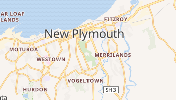 New Plymouth online map