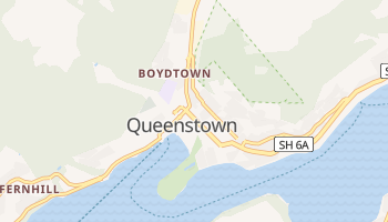 Queenstown online map