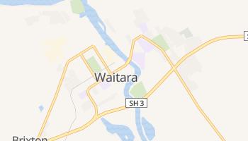 Waitara online map