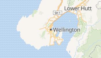 Wellington online map