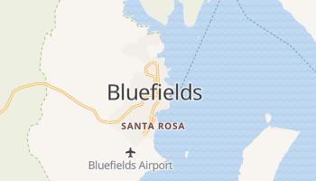 Bluefields online map