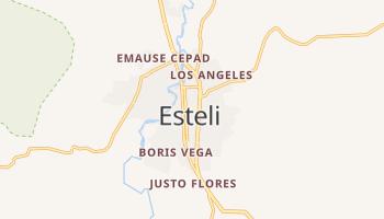 Esteli online map