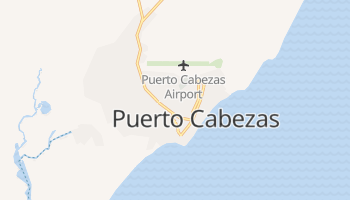 Puerto Cabezas online map