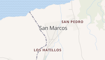 San Marcos online map