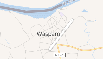 Waspan online map