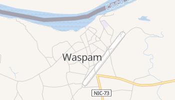 Waspan online map