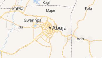 Abuja online map