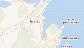 Harstad online map