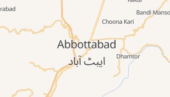 Abbottabad online map