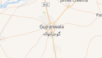 Gujranwala online map