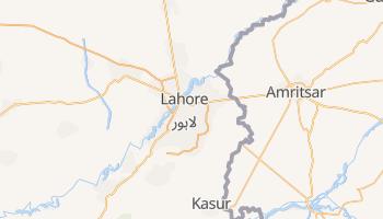 Lahore online map