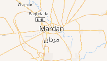 Mardan online map