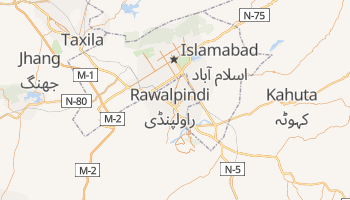 Rawalpindi online map