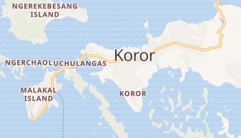 Koror online map