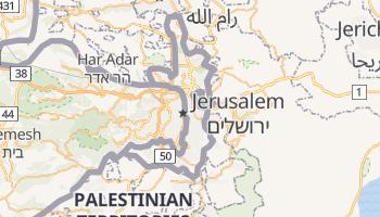 East Jerusalem online map