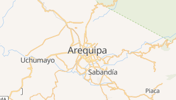 Arequipa online map