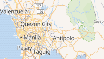 Antipolo online map