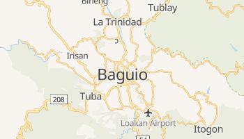 Baguio online map
