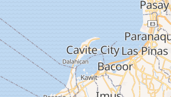 Cavite City online map
